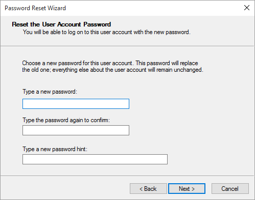 How to Bypass Windows 10 Password with Reset Disk