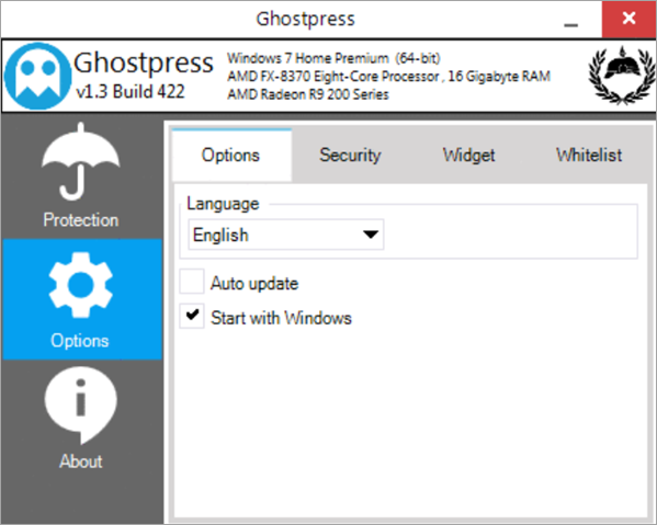 Ghostpress is one of the best Keylogger Rootkit Detector and Remover Software.