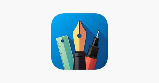 Graphic, Les meilleures applications de dessin et peinture pour iPad.