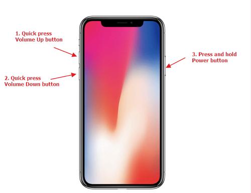 Pasos para salir del modo de recuperación de iPhone