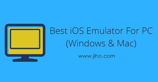 I migliori emulatori 6 in Windows iOS per creare ed eseguire applicazioni iOS