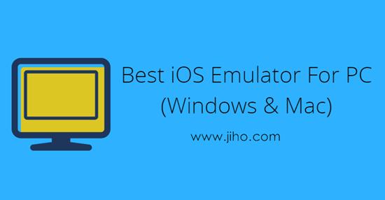 emulador de ios para pc windows 10