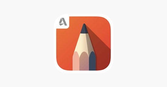 Autodesk SketchBook, Mejores aplicaciones de pintura y dibujo para iPad.