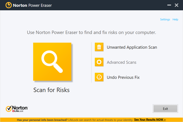 Norton Power Eraser is one of the best Keylogger Rootkit Detector and Remover Software.