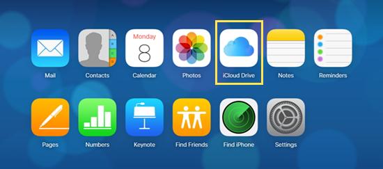 Sincronizar todas las fotos de iPhone con iCloud Drive desde su computadora