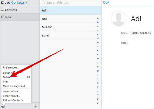 Comment supprimer des groupes sur iPhone?