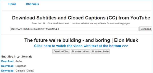 YouSubtitles, ¿Cómo descargar subtítulos de YouTube?