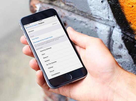 Des 5 sites Web légaux pour télécharger des sonneries gratuites pour iPhone XS / X / 8/7 / 6s / 6