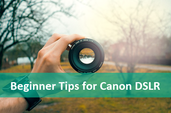 Tips About Photography for Canon DSLR Camera Beginners.