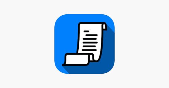 myReceipts, Las mejores aplicaciones de seguimiento de recibos de iPhone.