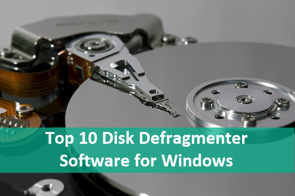 Best Disk Defragmenter Software