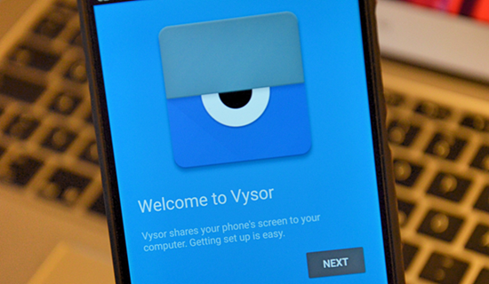 Vysor, 10 beste Bildschirmaufnahme Apps für Android.