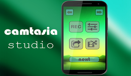 Camtasia, Aplicaciones de grabación de pantalla para Android.