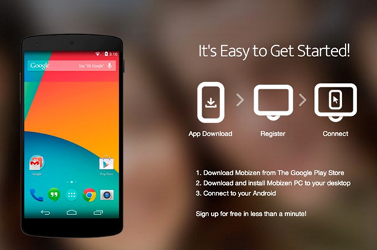 Mobizen Screen Recorder, Aplicaciones de grabación de pantalla para Android.
