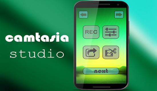 Camtasia, 10 applications d'enregistrement d'écran pour Android.