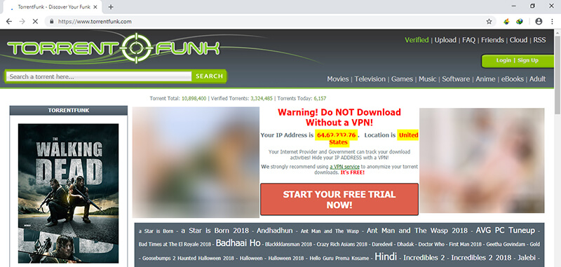 Adult bit torrent sites