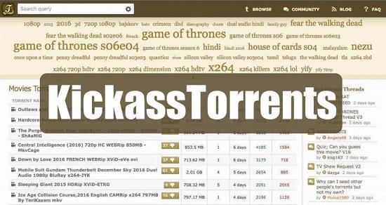 15 mejores alternativas de Kickass Torrents / Acceso KAT a través de proxy