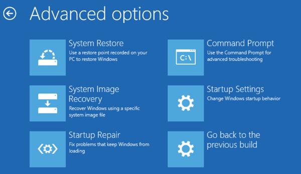 Fix Windows 10 Automatic Repair Loop by Rebuilding BCD