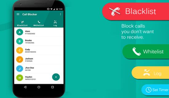 Call Blocker.