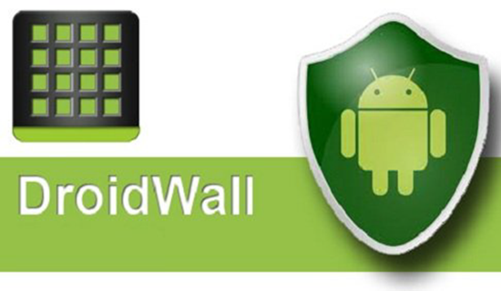 Droidwall, Top aplicaciones de bloqueador de anuncios para Android.