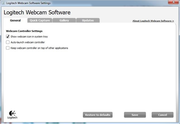 Logitech Webcam Software is one of the top best Free Webcam Software.