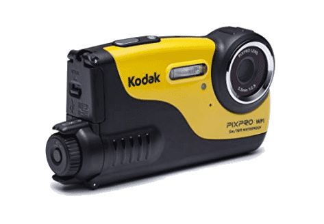 Kodak WP1 Sports Camera is one of the best GoPro alternatives for you.