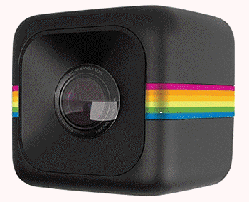 Polaroid Cube + is one of the best GoPro alternatives for you.