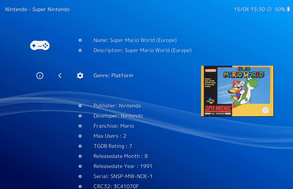 RetroArch emulators is one of the top free Nintendo SNES emulators.