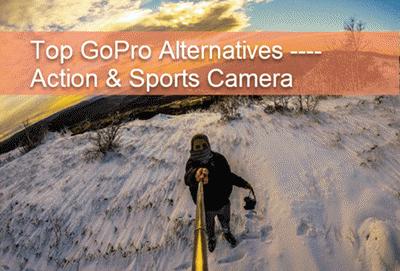Best GoPro Alternatives.