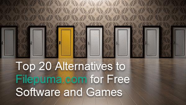 Filepuma.com Alternative Websites
