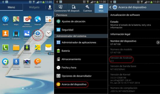 ¿Cómo habilitar la depuración USB en Android?