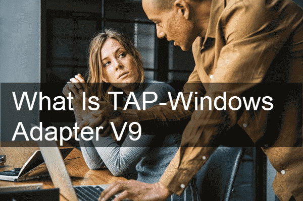 What Is TAP Windows Adapter V9