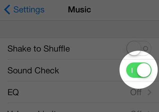 Configurar la Comprobación de Sonido