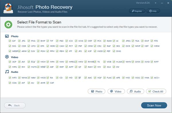 Wie kann man gelöschte Fotos, Videos und Audios wiederherstellen?