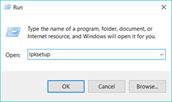 Téléchargez et installez manuellement le module linguistique Windows 10