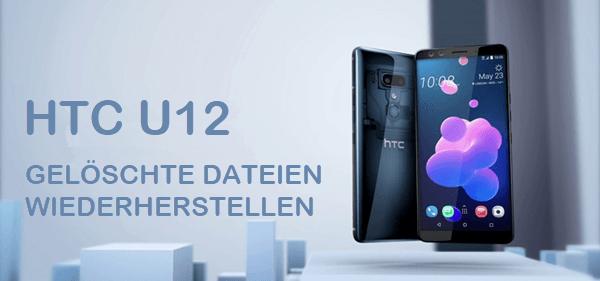 Programm zum Wiederherstellen gelöschter Daten vom HTC