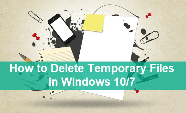 How to Find and Delete Temporary Files