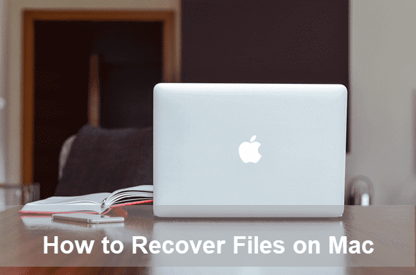 Recover Deleted Files on Mac