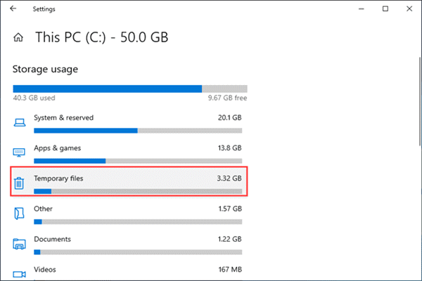 How to Delete Temporary Files in Windows 10 Efficiently