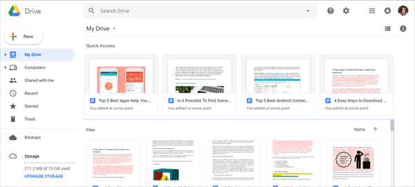 Google Drive is favored by millions of home and business users on both mobile and desktop platforms.