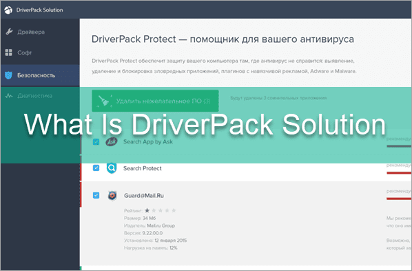 What Is DriverPack Solution and How It Helps Run a PC Properly
