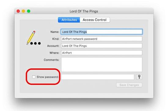 Utilisation de la synchronisation du porte-clés iCloud (iCloud Keychain Sync)