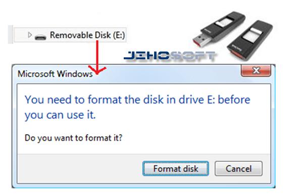 Warum kann mein USB-Stick nicht formatiert werden?