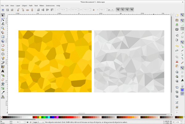 Inkscape is a big name in vector graphics software just like GIMP in general photo editing software.