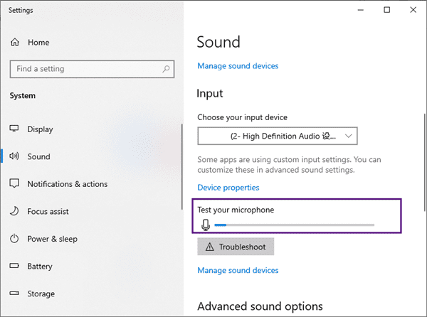 How to Test Headphone in Windows 10