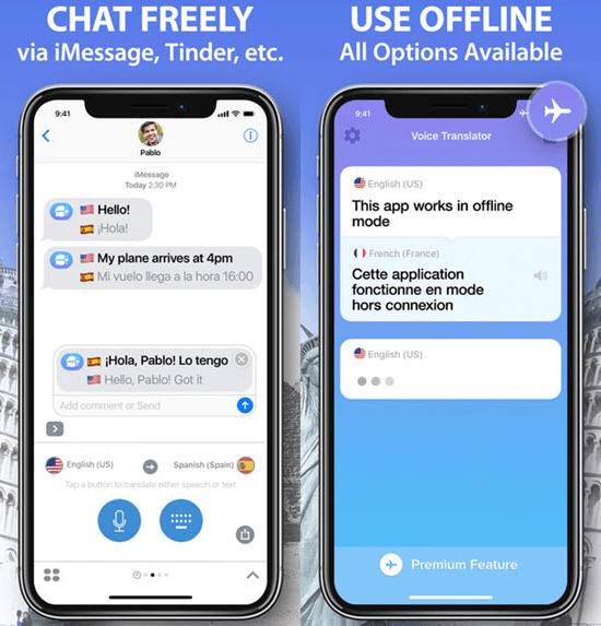 Voice Translator ist eine praktische und benutzerfreundliche Übersetzungs-App für iOS-Anwender.