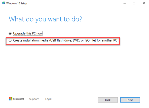 How to Download Windows 10 ISO and Make a Bootable USB