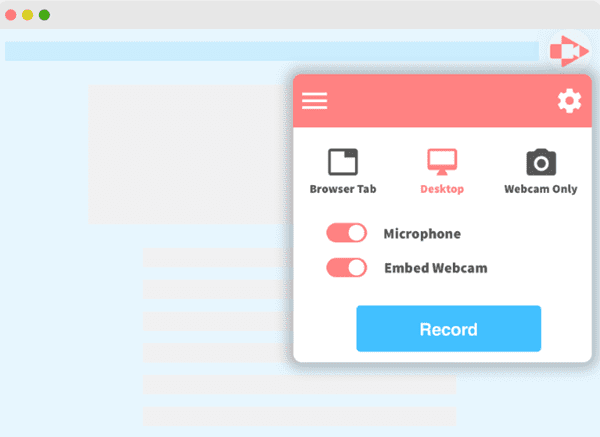Screencastify is a chrome-based free screen recording tool.